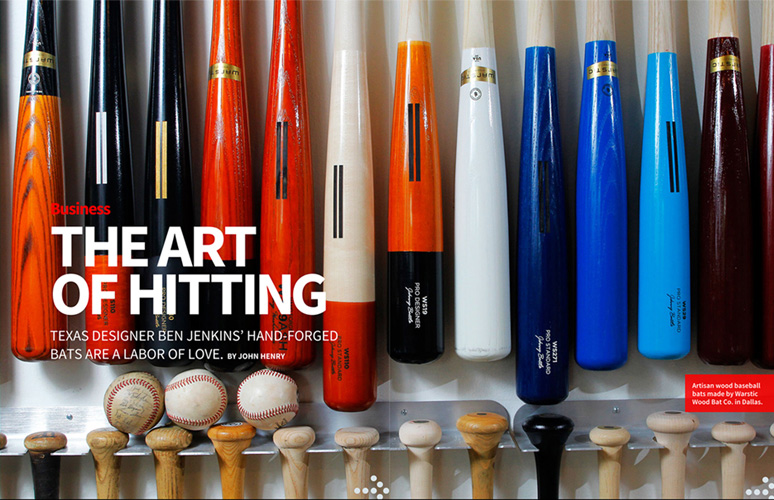 Warstic The Art of Hitting