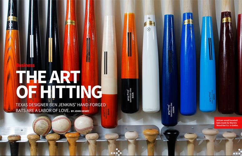 Warstic The Art of Hitting
